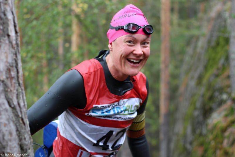 Folkhälsan Swimrun. Foto: Folkhälsan/Janne Räsänen