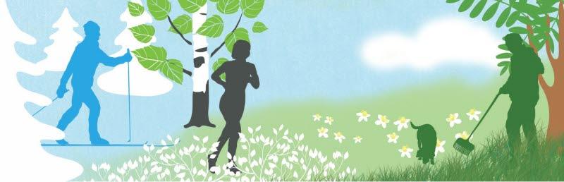 Folkhälsans motionskampanj