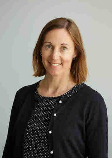 Jessica Ålgars, kommunikationsdirektör, Samfundet Folkhälsan. Foto: Folkhälsan/Jonas Jernström