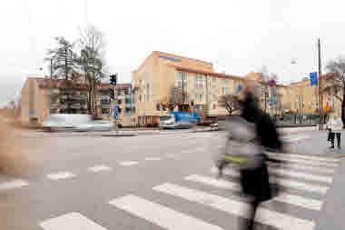 Folkhälsanhuset i Brunakärr i Helsingfors. Foto: Folkhälsan/Mikko Käkelä