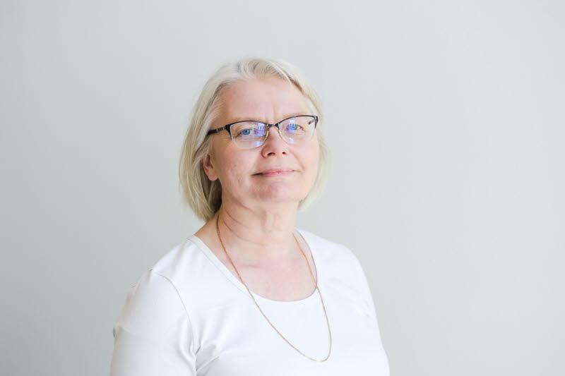 Viveca Hagmark, direktör Folkhälsans förbund. Foto: Folkhälsan